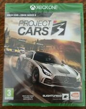 Project Cars 3-Microsoft Xbox One/Serie X-NEU/Versiegelt