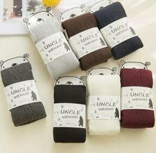 New Women Winter Spring Warm Stockings Warm Wool Tights Pantyhose Seamless Socks