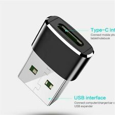 USB 3.1(Type-C) Female to USB 3.0(Type-A) Male Converter Adapter Connector 1x