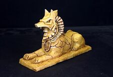 Anubis Sphinx resin model, for  Roleplaying and Wargames
