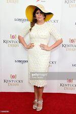 NWT DOLCE&GABBANA White Macrame Daisy Print Dress  42/6  5K