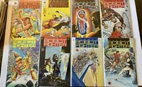 Magnus Robot Fighter 34 Issue Lot 1-21 And 25,27,,28,35,36,37, With 3 Key Issues