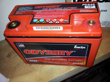 Battery  Odyssey PC545  AGM 12v 13ah Racing Motor Bike ATV Non Spillable CCA 150