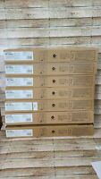 Lot of 7 Genuine Sharp Toner Cartridges MX-27NTMA MX-27NTYA MX-27NTCA MX-27NTBA
