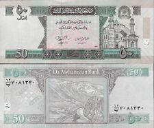 Afghanistan 2012 - 50 Afghanis - Pick 69e Unc