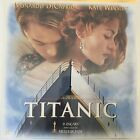 LASERDISC NEUF/SEALED - TITANIC WS VF THX PAL Leonardo DiCaprio, Kate Winslet