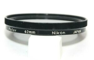 Nikon Polar Filter for 62mm Filter Size in Good Condition