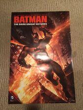 Batman The Dark Knight Returns Part 2  36X24 DC Comics Animated Poster
