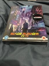 BLADE RUNNER 2049- 4K (BLU-RAY) HMV EXCLUSIVE + BONUS DISK+ ART CARDS/BOOKLET