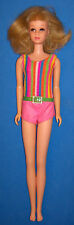 Vintage #1170 Blonde Flip TNT Francie Doll BL 1966 Rooted Lashes OSS Barbie