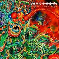 MASTODON Once More 'Round The Sun CD BRAND NEW