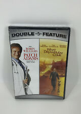 Patch Adams / What Dreams May Come [Double Feature]- New