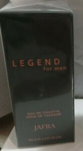 Jafra Legend For Man New 3.3 Fl.oz free Shipping  Made in Mexico