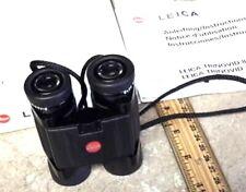 Leica Trinovid Bca 8x20 Binoculars w/boxes & Manual Ln