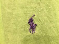 POLO RALPH LAUREN CLASSIC FIT DRESS SHIRT SIZE L VERY CLASSY