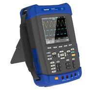 Handheld Oscilloscope DSO8202E 200MHz 1GS/s Arbitrary Waveform Generator 25MHz