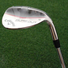 Callaway Golf Sure Out - 56º Sand Wedge Steel NEW
