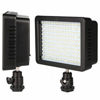 160pcs W160 160 LED Camera DV Video Camcorder Lamp Light for Canon  Sony