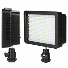 W160 LED Video Camera Light For Canon Nikon D3100 D7000 D5100 D5200 D3200 D7100