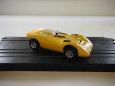 NOS Aurora Afx Yellow Ferrari Can Am #15 Slot Car HO,**NICE**