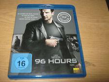 96 Hours als Blu-ray-Disc mit Liam Neeson Guter Zustand