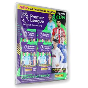 Panini Adrenalyn XL Premier League 2021/22 Kick Off Multipack Season Collection