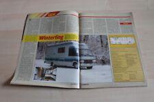 pro mobil 1200) Peugeot J5 Bawemo-Highway SL 700 CD mit 74PS im TEST auf 2 Sei