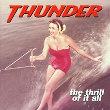 Thunder Thrill of it all (1997) [CD]