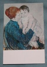 Mother and Child by Mary Cassatt - Postcard