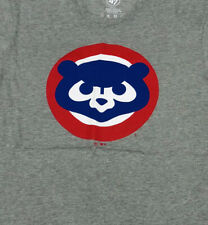 Chicago Cubs Men's 47 Brand Club Tee NWT Shirt Size 2XL Grey NorthSiders Soft