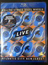 Rolling Stones - Steel Wheels Live, Atlantic City New Jersey (NEW BLU-RAY)