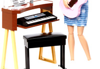 Barbie Musician Doll with Musical Instruments