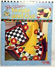 Be Warm Inside And Out Mary Engelbreit Book 13 Fleece Projects Cute Stuff 44 Pg
