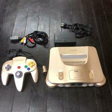 Nintendo 64 Console Toys R US Limited Gold Set N64 Game Japan