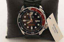 Seiko SKX009K1 Divers Automatic Deep Blue 42mm Dial and Pepsi Bezel Men's Watch