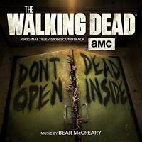 THE WALKING DEAD - MCCREARY,BEAR  2 VINYL LP NEW!