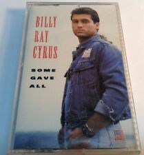 Some Gave All by Billy Ray Cyrus (Cassette, Mar-1992, Polygram (Japan))