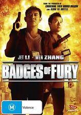 Badges Of Fury (DVD, 2013)  Region 4