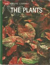 The Plants Life Nature Library Fits W Went HC 1969