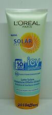 L'OREAL SOLAR EXPERTISE 10 IP/UVB LATTE SOLARE IDRATAZIONE 200 ml