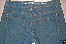 "TO THE MAX - DRESS JEANS – BLUE - STRAIGHT LEG - SIZE 25 (28"") W / 31L - NWT $27"