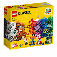 11004 LEGO Classic Windows of Creativity Brick Brickset 450 Pieces Age 4 Years+