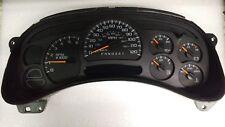 2006 2007 Chevy Silverado Sierra CLASSIC Instrument Cluster 15105687