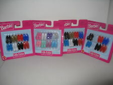 Lot of Barbie Little Extras Dressy Shoes - Heels - 29 Pairs