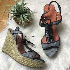 b5ace4cd021 Via Spiga Wedge Lace Up Shoes for Women for sale | eBay