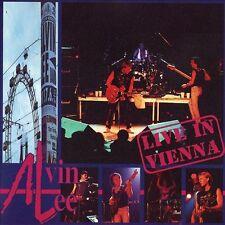 Alvin Lee - Live in Vienna [New CD] Digipack Packaging