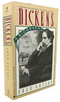 Fred Kaplan DICKENS  A Biography 1st Edition Thus 1st Printing