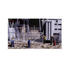 3125 Walthers Cornerstone Chain Link Fence HO Scale
