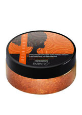 Belita-M SCALP AND HAIR CLEANSING SCRUB WITH AFRICAN BLACK SOAP 200g
