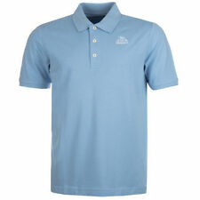 Camicie casual e maglie da uomo a manica corta blu Kappa